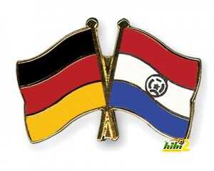 Germany-Paraguay