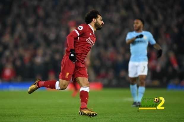 🔴 صلاح يقترب من لقب هداف ليفربول التاريخي في موسم واحد