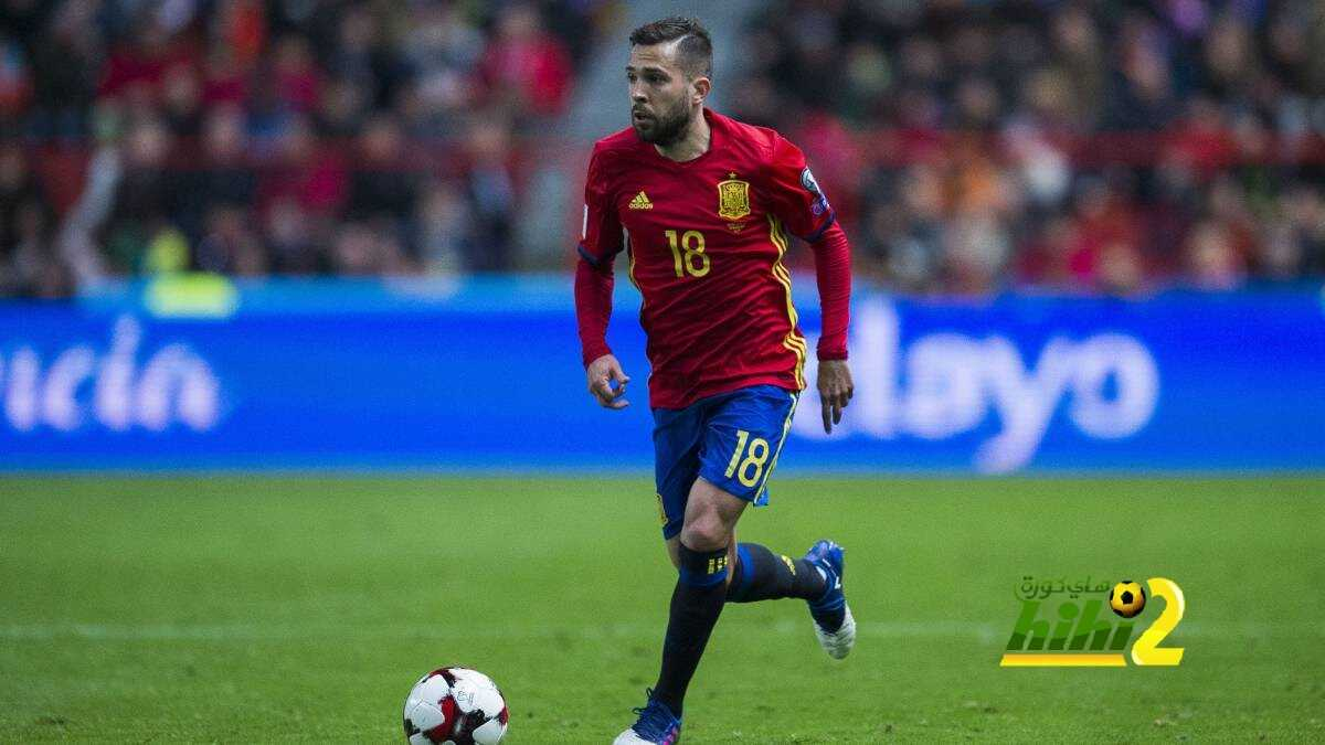 ألبا : أتمنى أن أفوز بكأس العالم مع إسبانيا