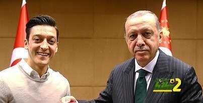 هل يرحل أوزيل عن آرسنال بسبب الرئيس التركي أوردوغان ؟