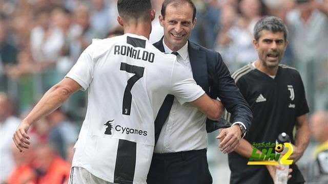 رونالدو يرفض كونتي ليوفنتوس من جديد