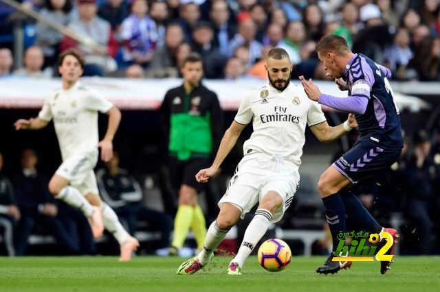 التشكيلة المتوقعة للقاء ريال مدريد × بلد الوليد