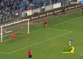 فيديو: عندما تدير الكرة ظهرها.. هكذا تجسد المشهد بنهائي كأس بولندا