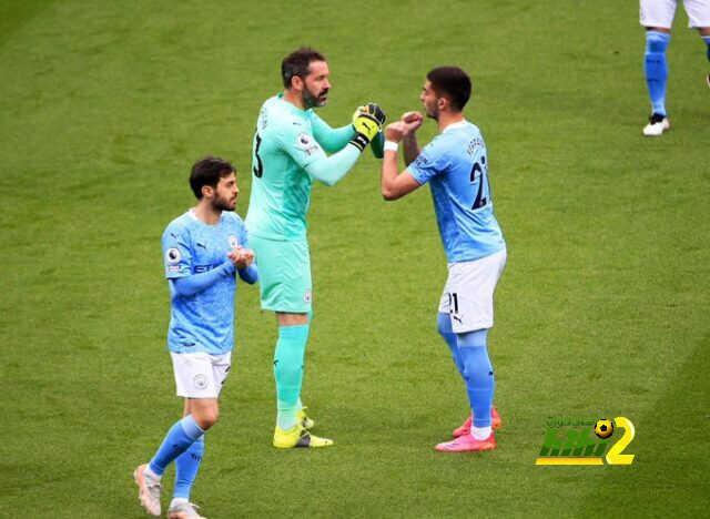 رد فعل فرناندينيو بعد انتصار مانشستر سيتي